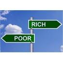 窮人思維是「減少」,有錢人思維是「增加」